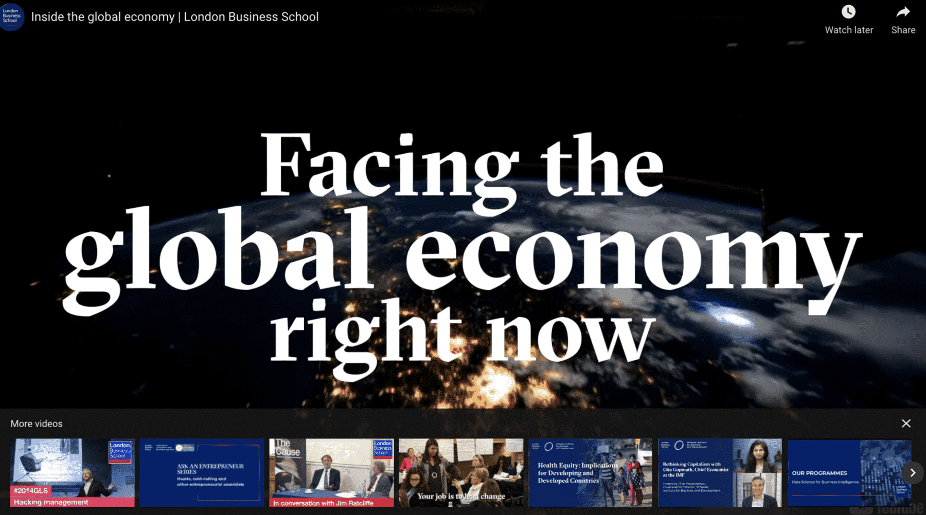 Global Economy Andrew Scott